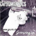 Dipsomaniacs: Growing up-EP