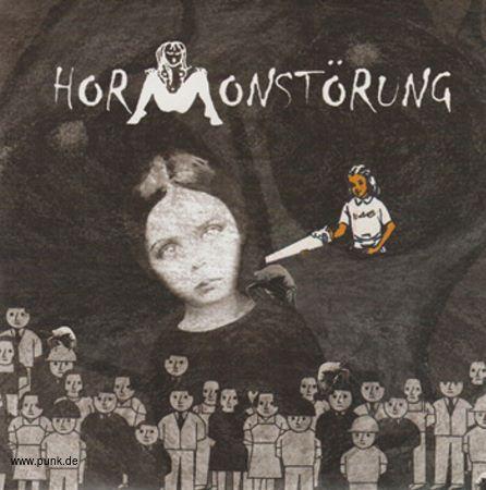 HORMONSTÖRUNG - dto EP