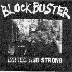 "BLOCK BUSTER : United And Strong 7""-EP"