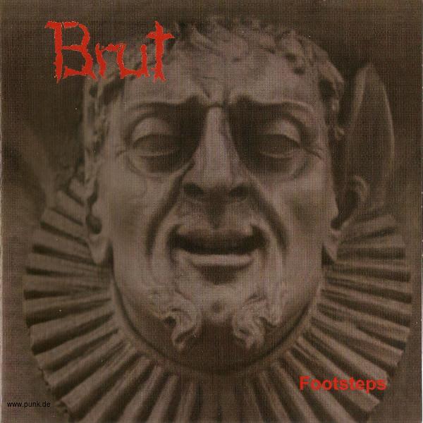 BRUT - Footsteps  EP